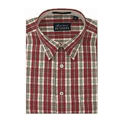Check Shirt from Allen Solly(Fabrics cotton)