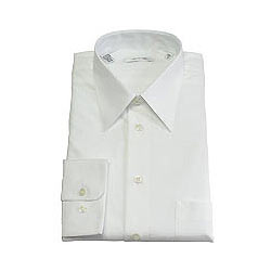 White Shirt from Raymonds