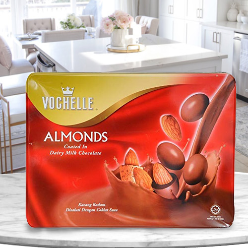 Yummy Vochelle Almond Chocolates