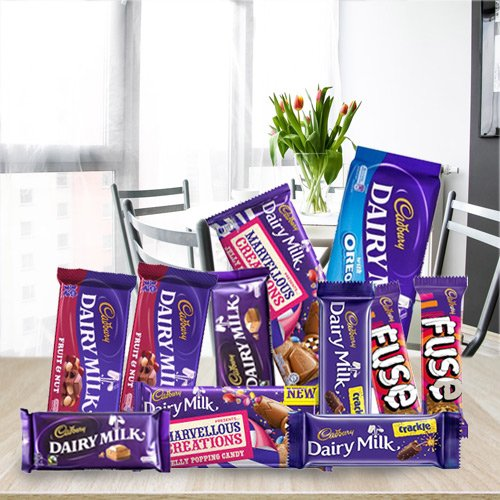Special Assortment of Cadbury Chocolates