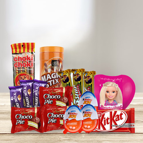 Mouth-watering Chocos Gift Hamper