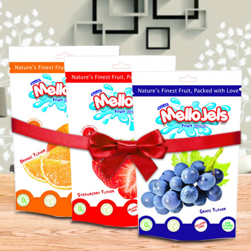 Mello Gels Jelly Candies