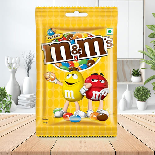 Mouth-Watering M N Ms Peanut Coated Chocolates