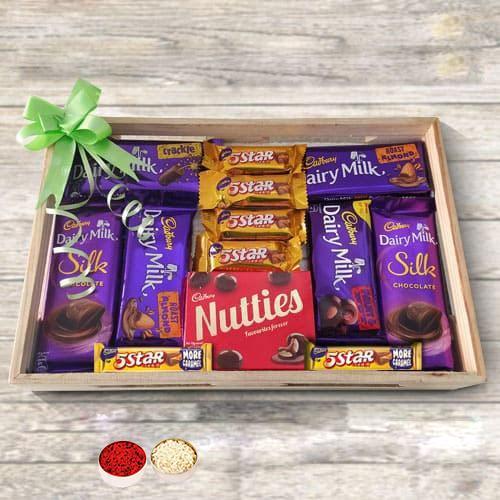 Cadbury Assortment Tray