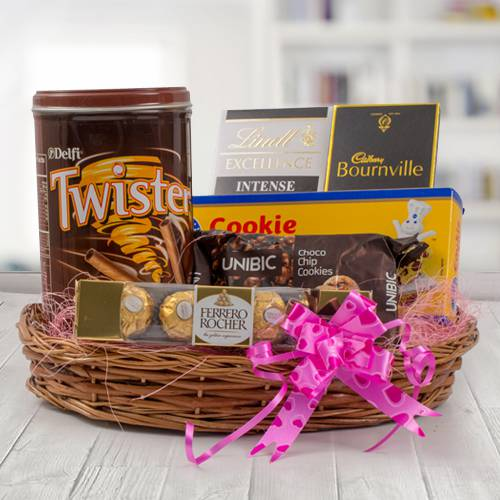 Exclusive Chocolate Hamper