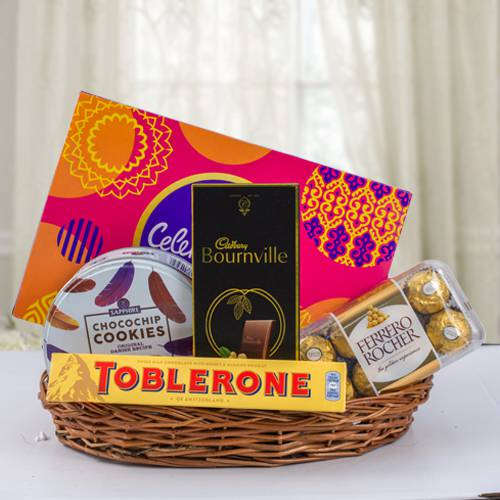 Tasty Chocos Gift Hamper