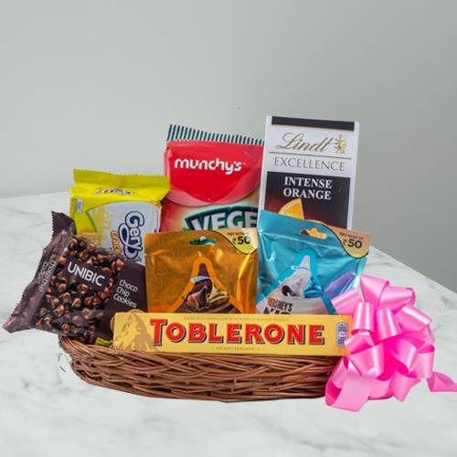 Delectable Chocolate Gift Hamper
