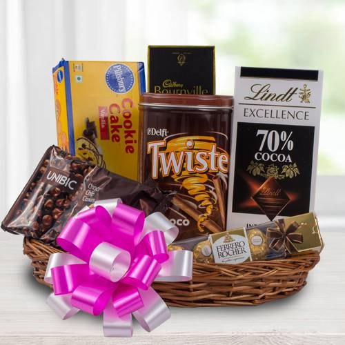Sumptuous Chocolate Gift Hamper