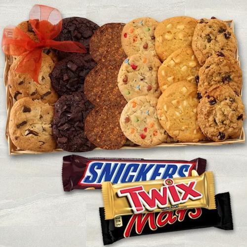 Ambrosial Cookies from Cookie Man N Chocos Gift Hamper