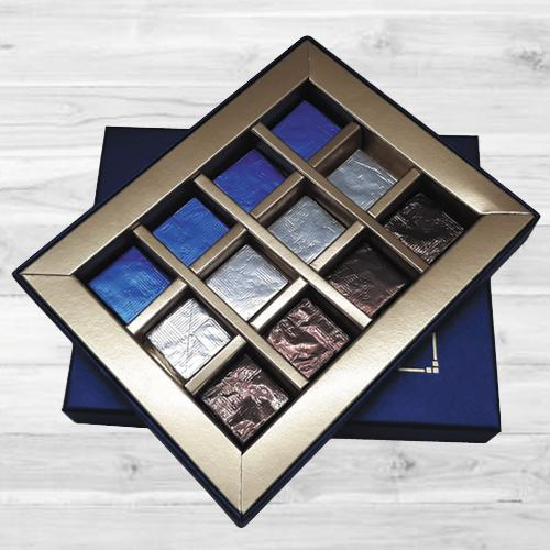 Amazing Gift of Assorted Dried Fruits Filled Chocolates Box
