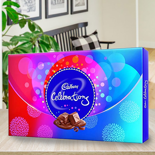 Delectable Cadbury Celebration Pack