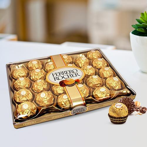 Buy Ferrero Rocher Chocolates Box