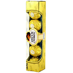 Gift of Ferrero Rocher Chocolates Pack