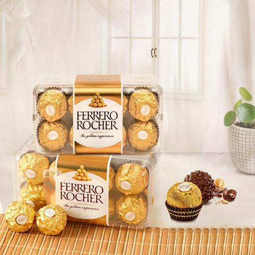 Yummy Ferrero Rocher Chocolates Box