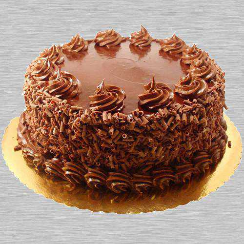 Chocolaty Eggless Cake