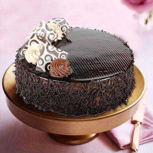 Tasty Truffle Cake