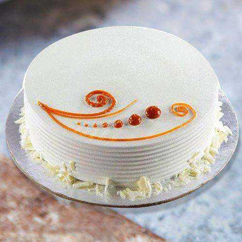 Soothing Vanilla Cake