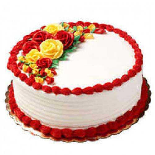 Yummy Softness 1 Lb Vanilla Cake