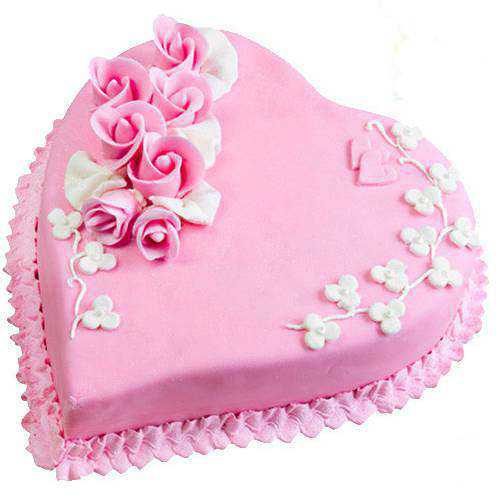 Delicious Love Cake from 3/4 Star Bakery
