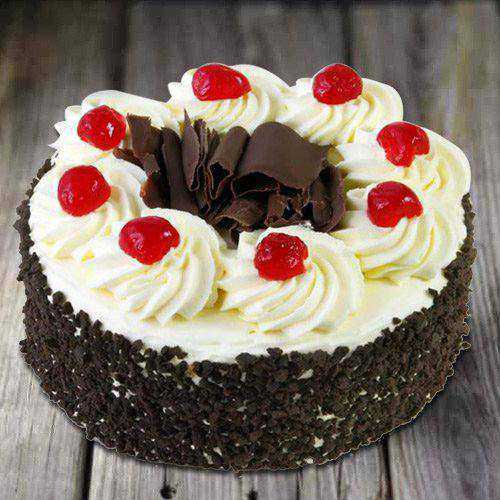 Remarkable 2.2 Lbs Black Forest Cake from 3/4 Star Bakery