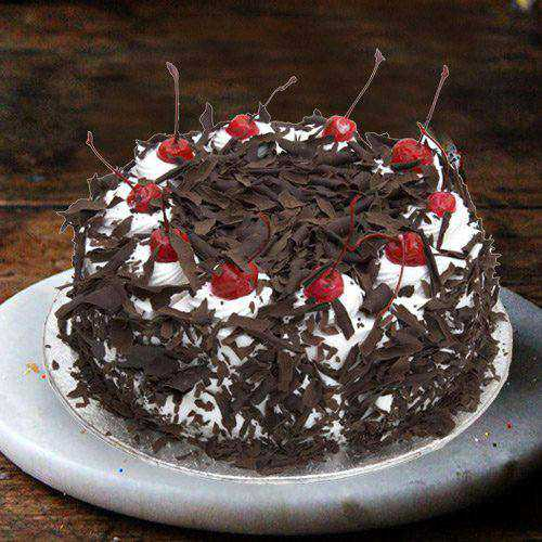 Bewitching Black Forest Cake from 3/4 Star Bakery
