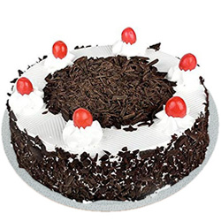 Mouth-Watering Black Forest Cake for Birthday