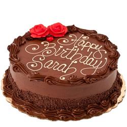 Birthday Delightful Chocolate Cake