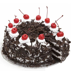Delectable Black Forest Cake for Anniversary