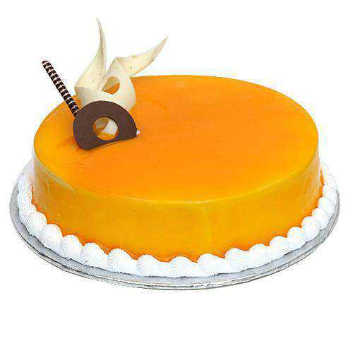 Delectable Mango Flavored Cake