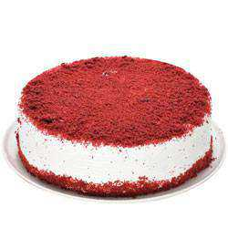 Oven-Fresh Eggless Red Velvet Cake