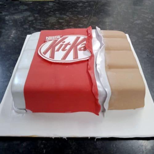 Marvelous Kitkat Cake
