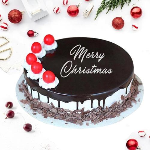 Bakery-Fresh Black Forest Cake Delight