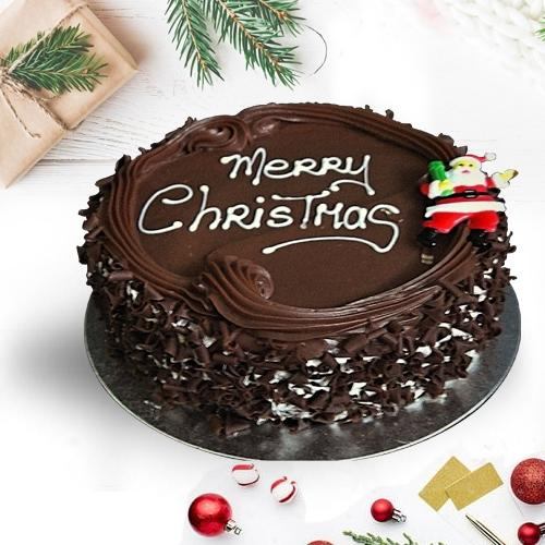 Marvelous Chocolate Cake for X-Mas
