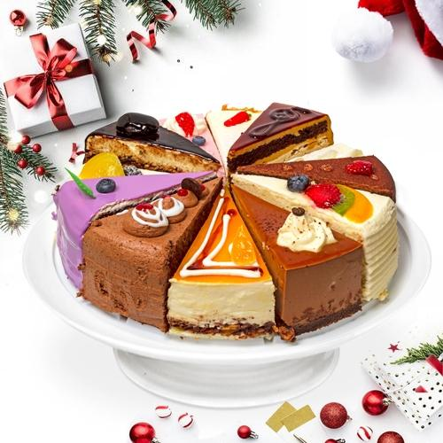 Exclusive X mas Gift of Assorted Pastries