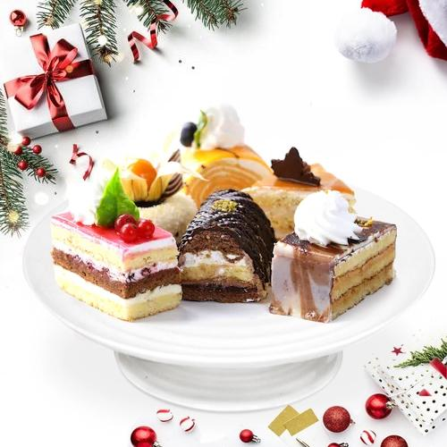 Tasty Assorted Pastries with Ferrero Rocher