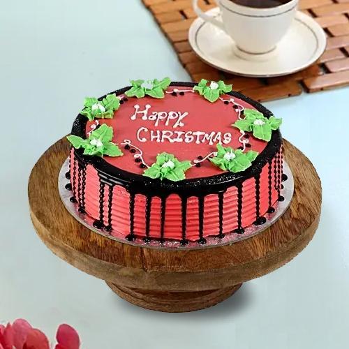 Lip-Smacking Chocolate Strawberry Fusion Cake