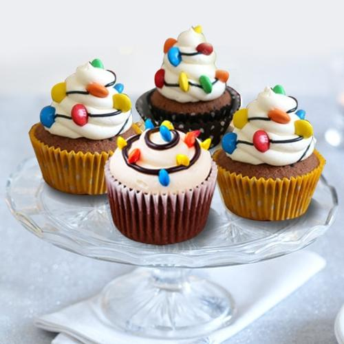 X_mas Surprise Gift of Cup Cakes