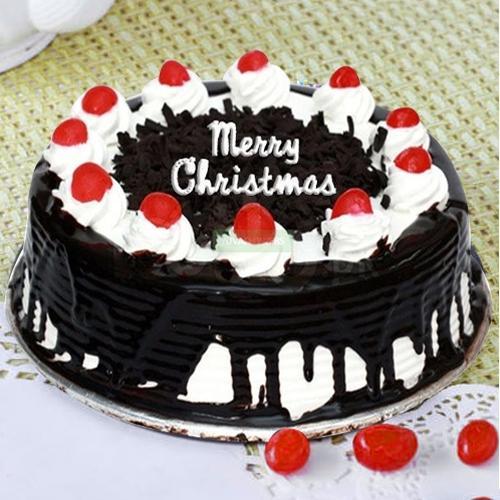 Lip-Smacking Black Forest Cake from 5 Star Bakery