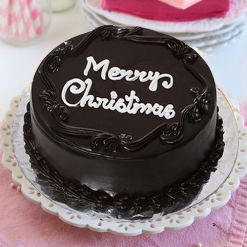 Satisfying Treat of 5 Star Bakery Chocolate Cake