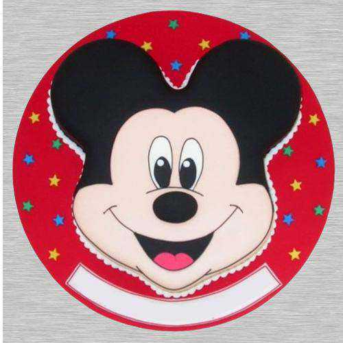 Magical Especially For Kids Mickey Mouse Cake
