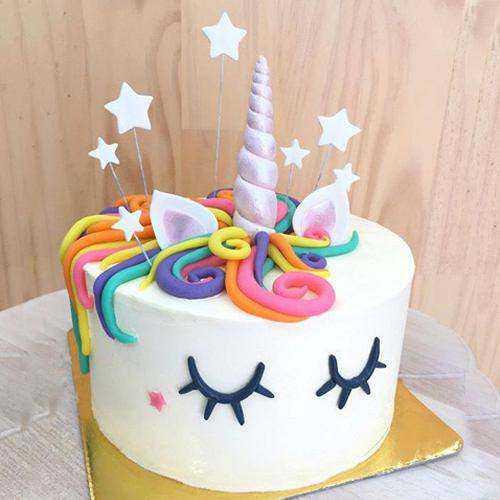 Award-Winning Unicorn Cake for Birthday