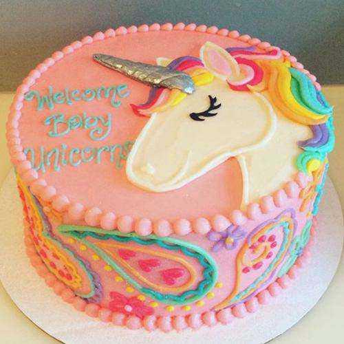 Extraordinary Unicorn Cake for Little One