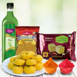 Heavenly Haldirams Gift Hamper