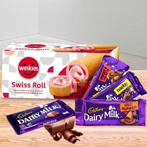 Amazing Chocolates Gift Hamper
