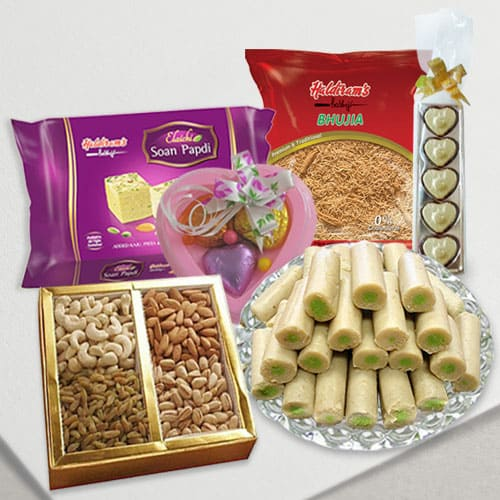 Delectable Choco Assortments Gift Hamper