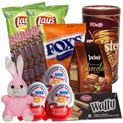 Marvelous Chocolates N Assortments Hamper