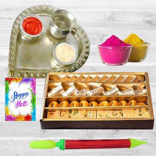 Attractive Holi Essentials Gift Hamper