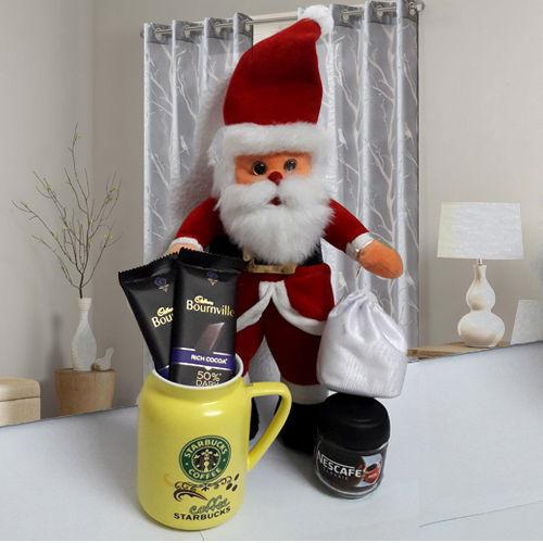 Refreshing Santa Claus Hamper