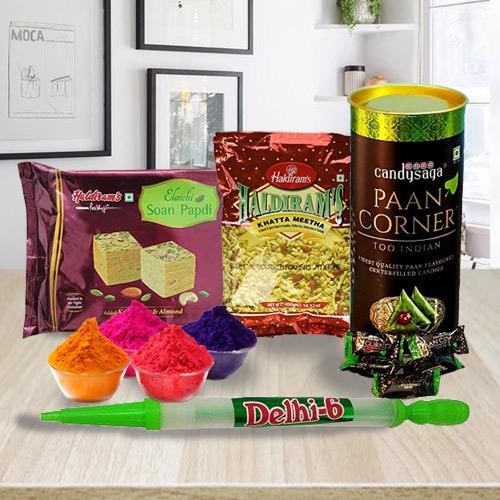 Perfect Holi Gift Hamper