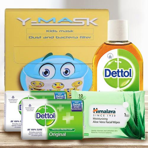 Exquisite Hygiene Hamper For Kids